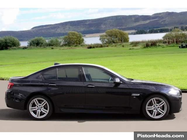 BMW 5 series 535d 2013 photo - 7
