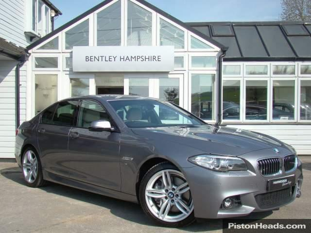 BMW 5 series 535d 2013 photo - 8