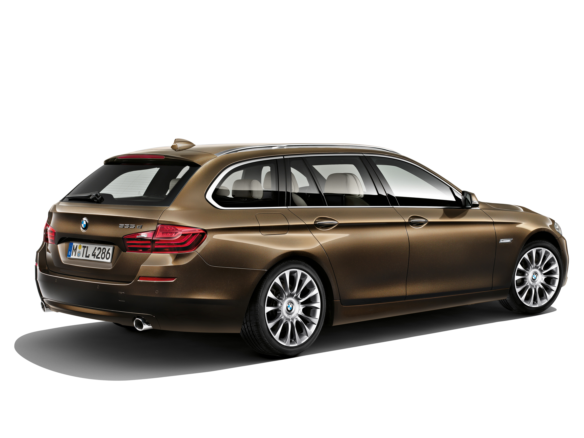 BMW 5 series 535d 2013 photo - 9