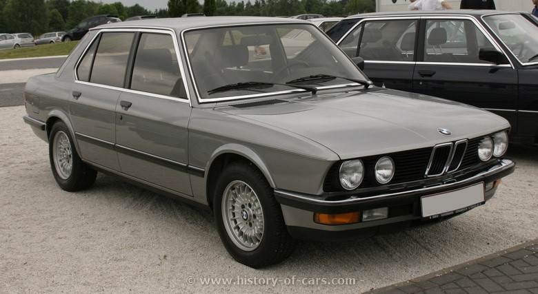 BMW 5 series 535i 1984 photo - 2