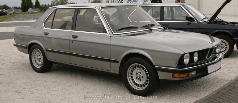 BMW 5 series 535i 1984 photo - 5