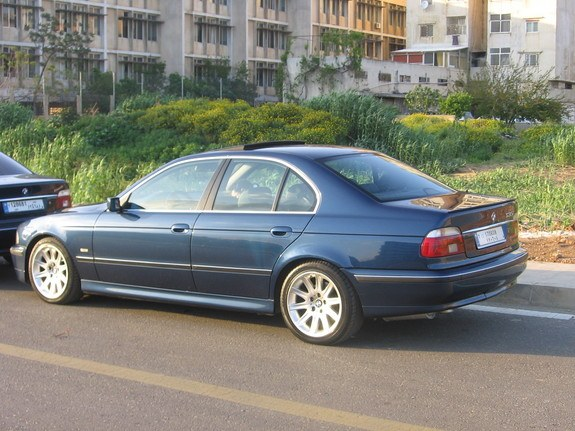 BMW 5 series 535i 1999 photo - 1