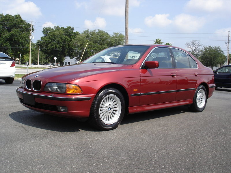 BMW 5 series 535i 1999 photo - 11