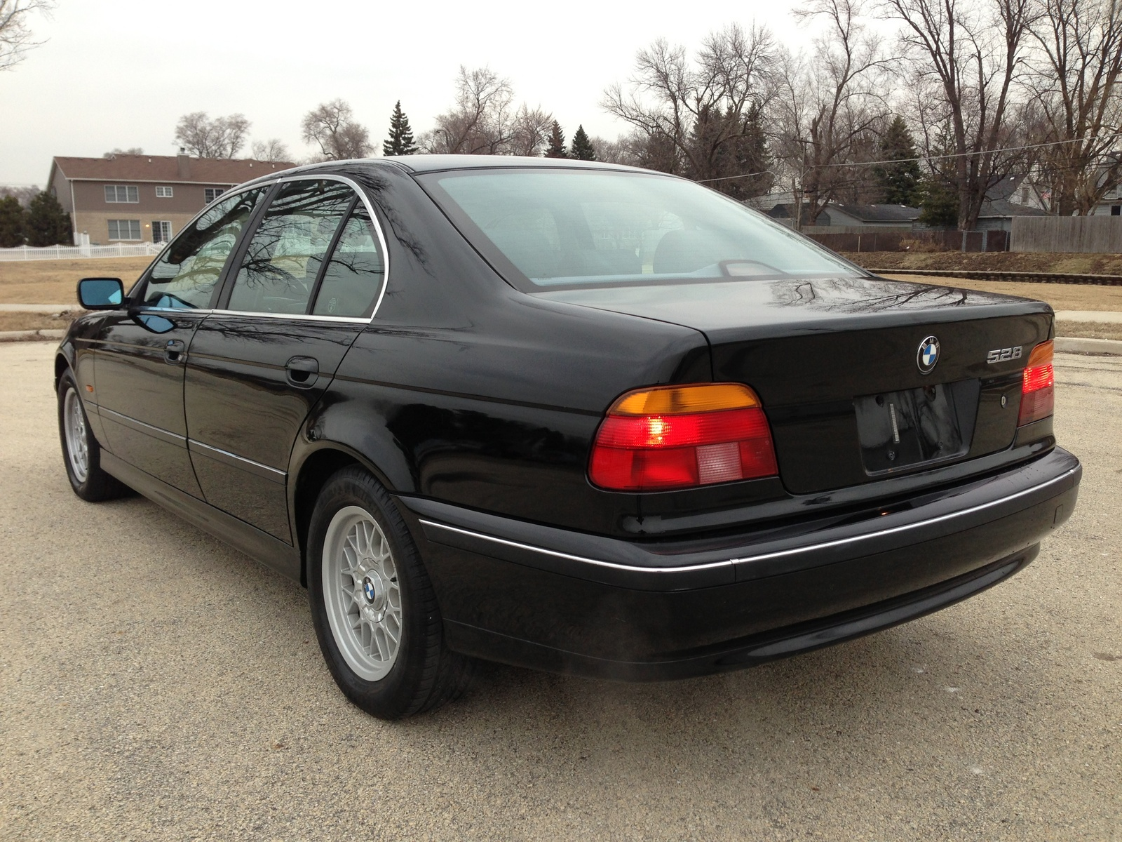 BMW 5 series 535i 1999 photo - 3