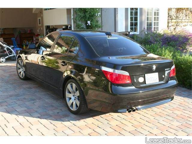 BMW 5 series 535i 2007 photo - 1