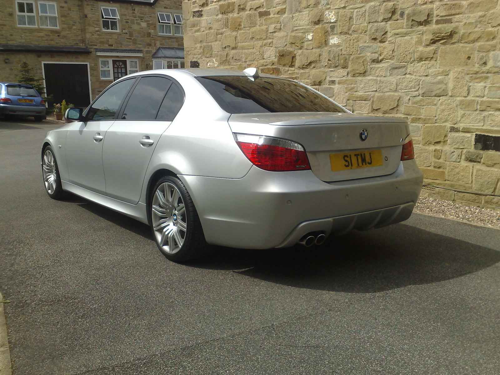 BMW 5 series 535i 2007 photo - 9