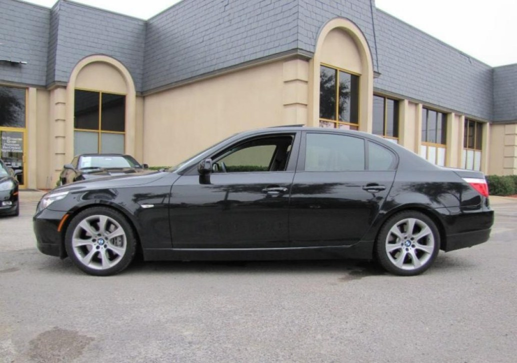bmw 5 series 535i 2009 technical specifications interior. Black Bedroom Furniture Sets. Home Design Ideas