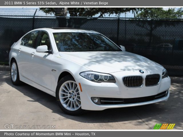 BMW 5 series 535i 2011 photo - 4