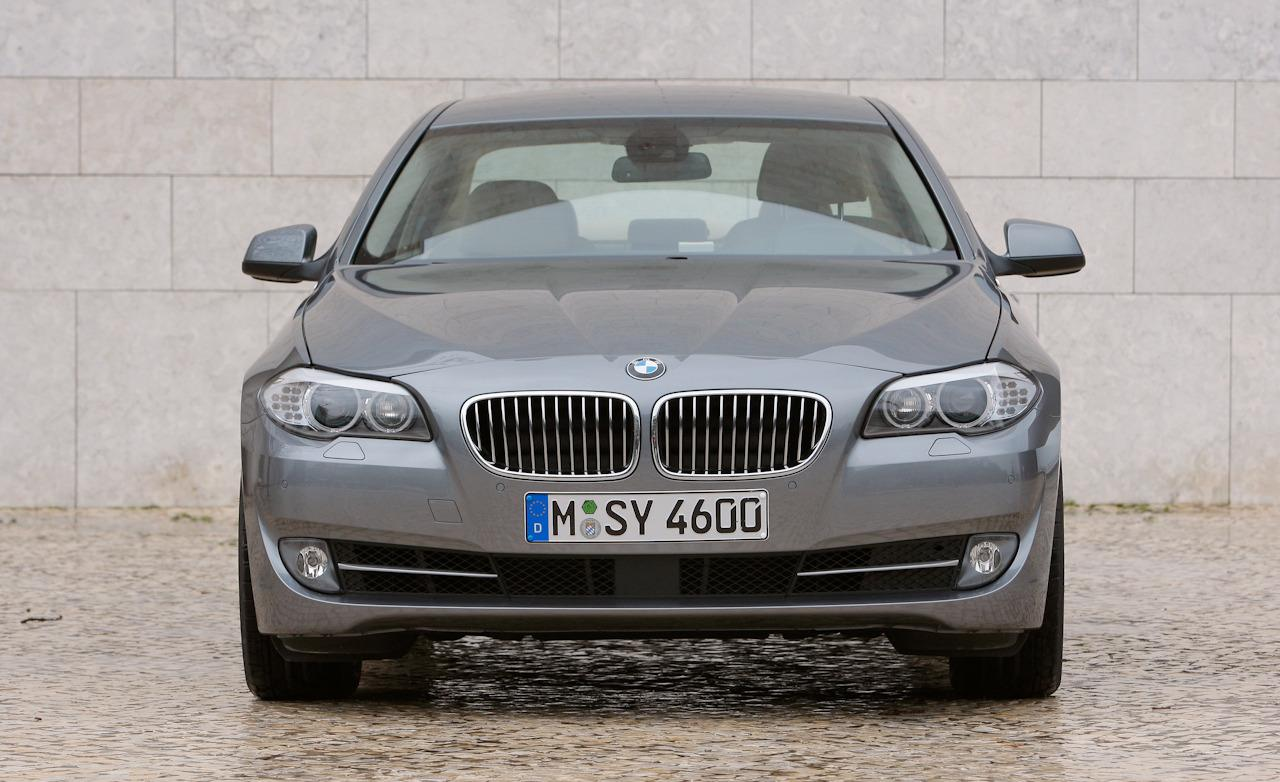 BMW 5 series 535i 2011 photo - 8