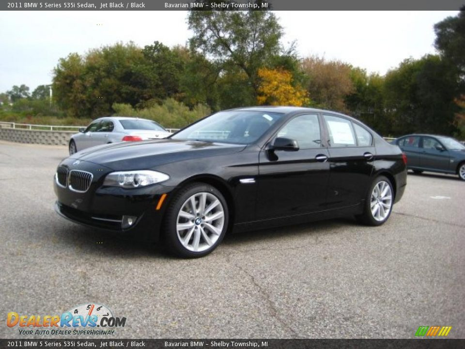 BMW 5 series 535i 2011 photo - 9