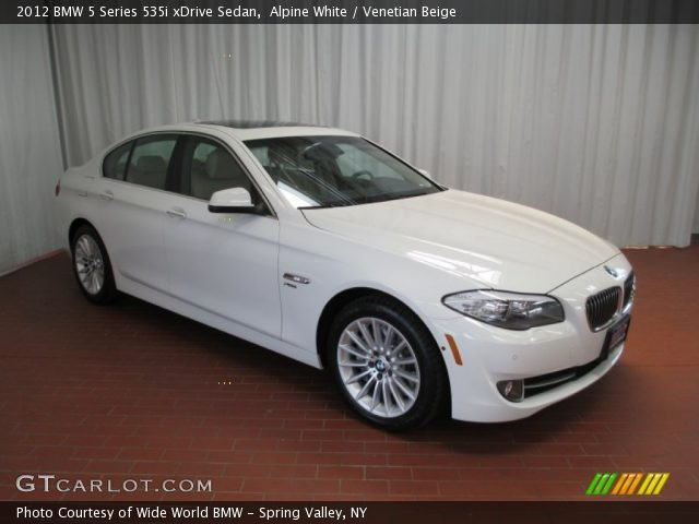 BMW 5 series 535i 2012 photo - 10