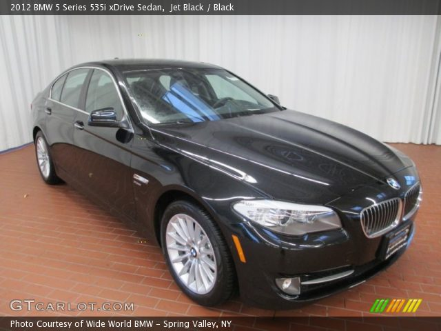 BMW 5 series 535i 2012 photo - 11