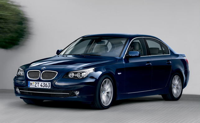BMW 5 series 535i 2012 photo - 12