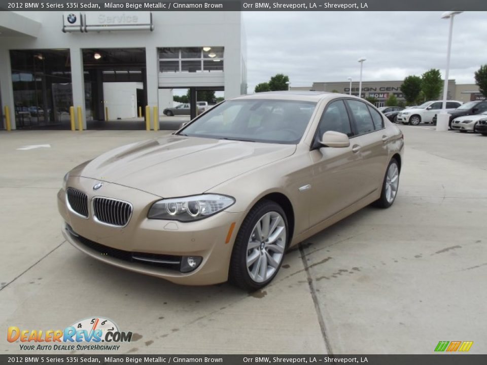 BMW 5 series 535i 2012 photo - 5