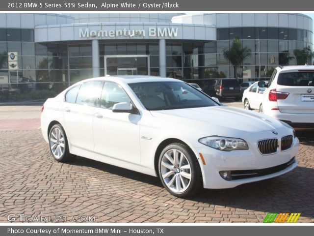 BMW 5 series 535i 2012 photo - 9