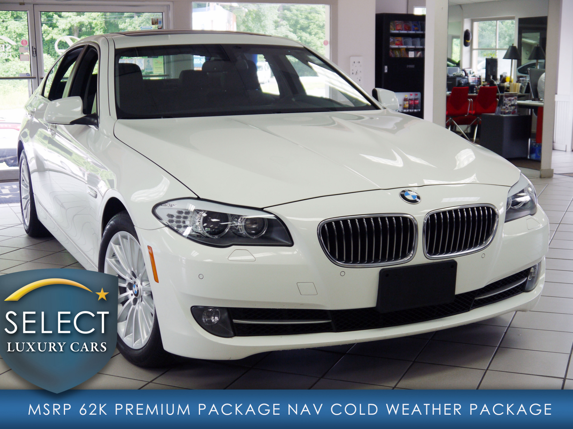 BMW 5 series 535i 2013 photo - 10