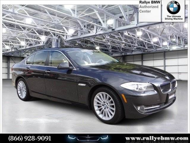 BMW 5 series 535i 2013 photo - 12