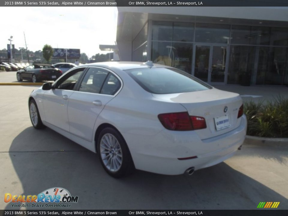 BMW 5 series 535i 2013 photo - 2