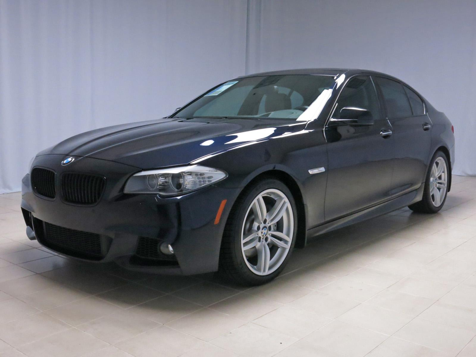 BMW 5 series 535i 2013 photo - 4