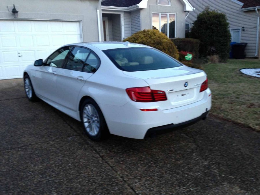 BMW 5 series 535i 2013 photo - 5