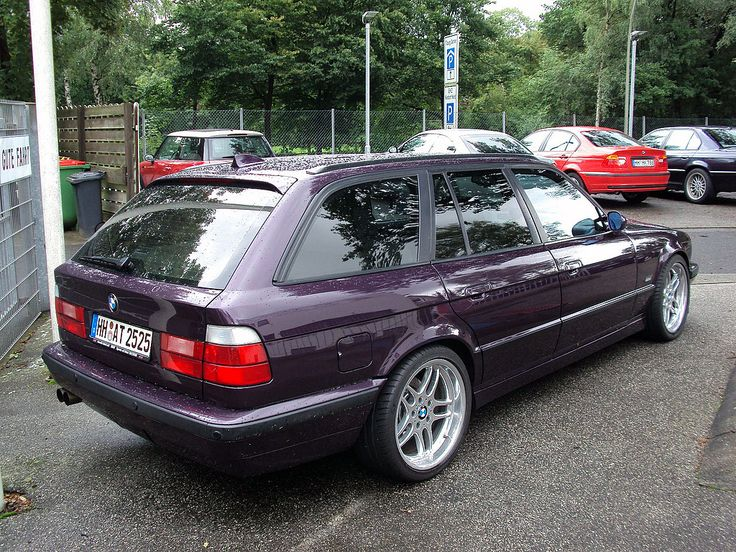 BMW 5 series 540i 1996 photo - 11