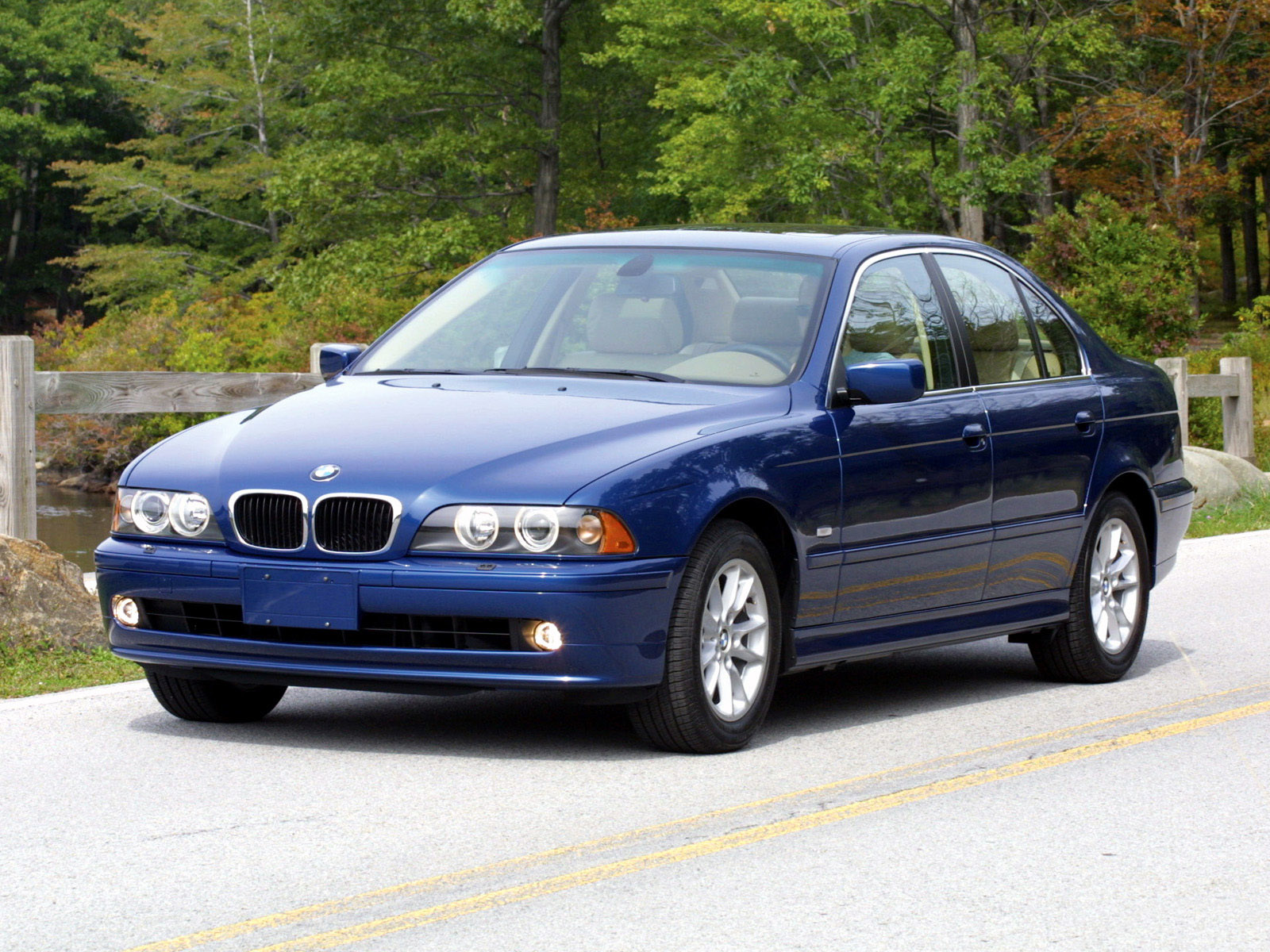 BMW 5 series 540i 1996 photo - 2