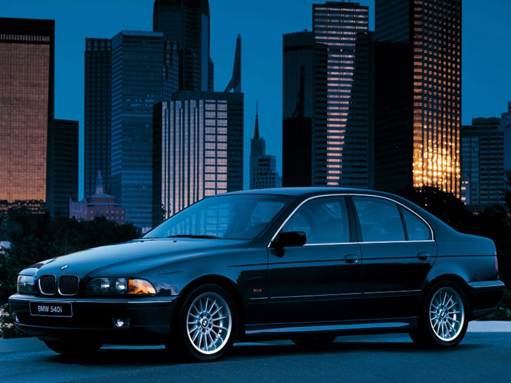 BMW 5 series 540i 1996 photo - 3