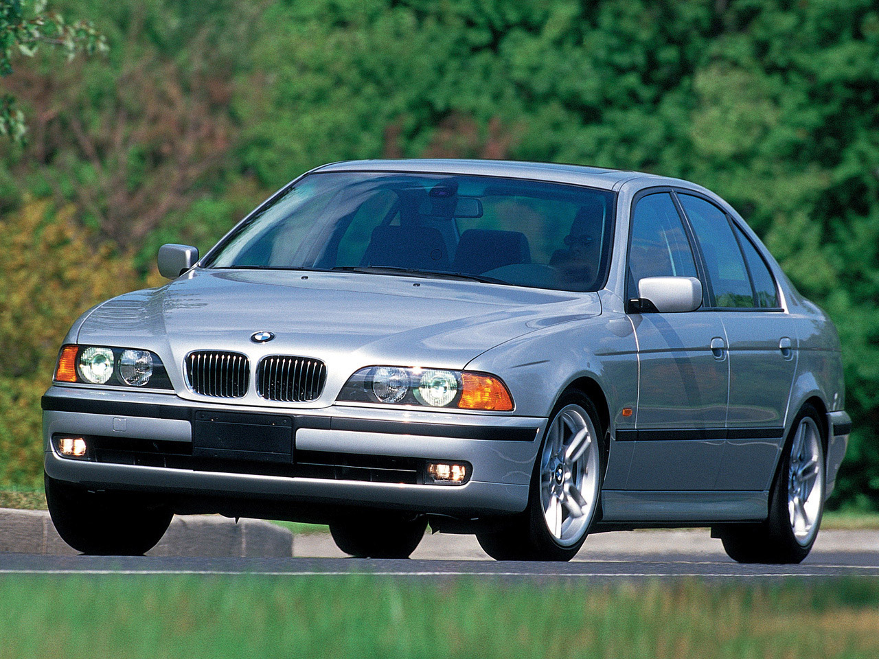 BMW 5 series 540i 1996 photo - 4