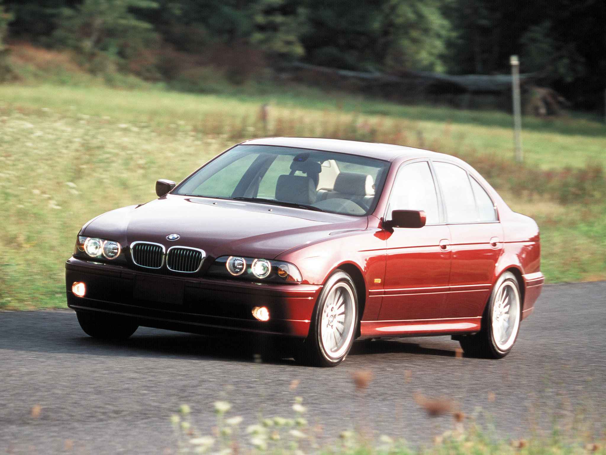 BMW 5 series 540i 1996 photo - 5