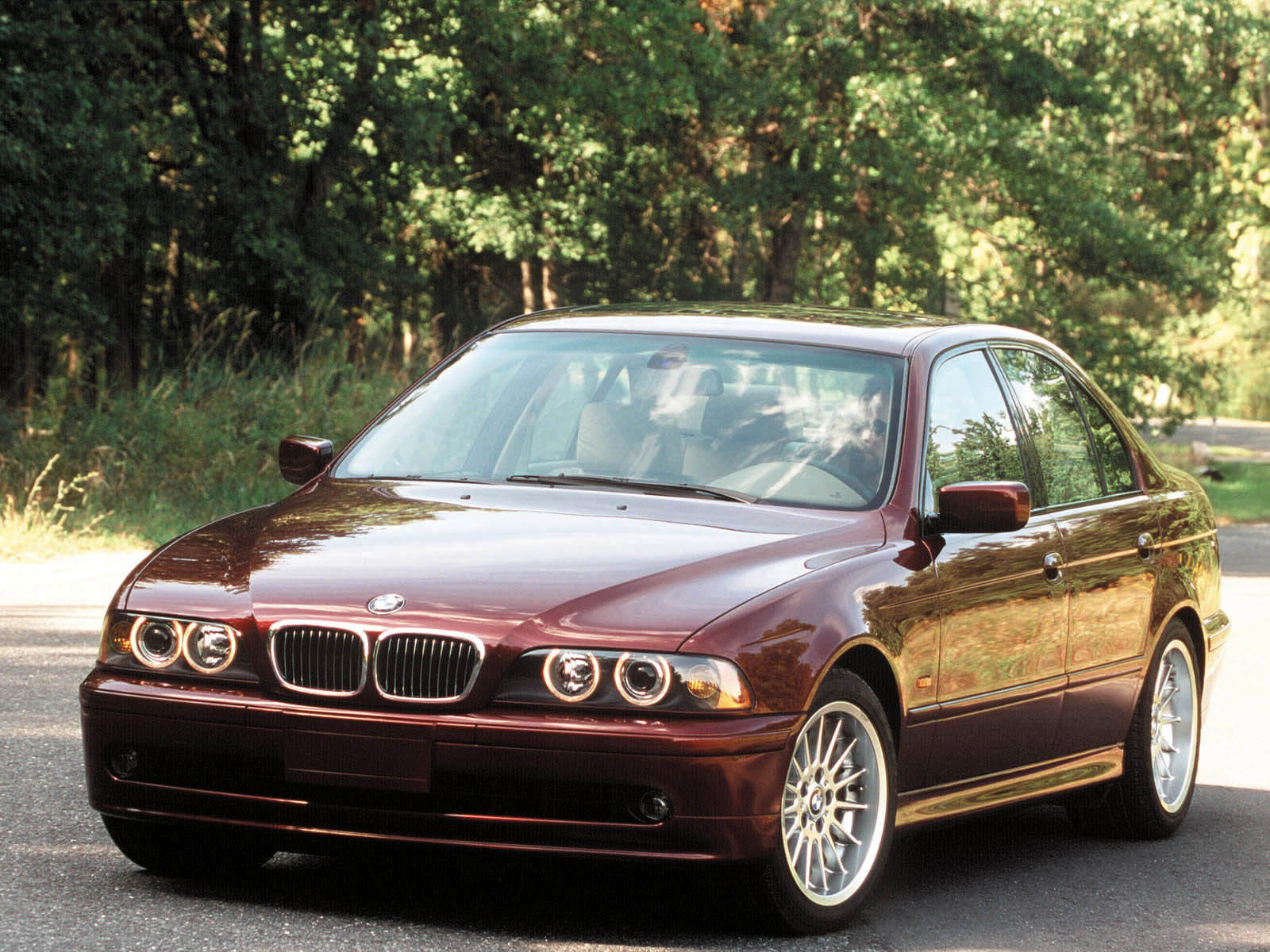 BMW 5 series 540i 1996 photo - 8