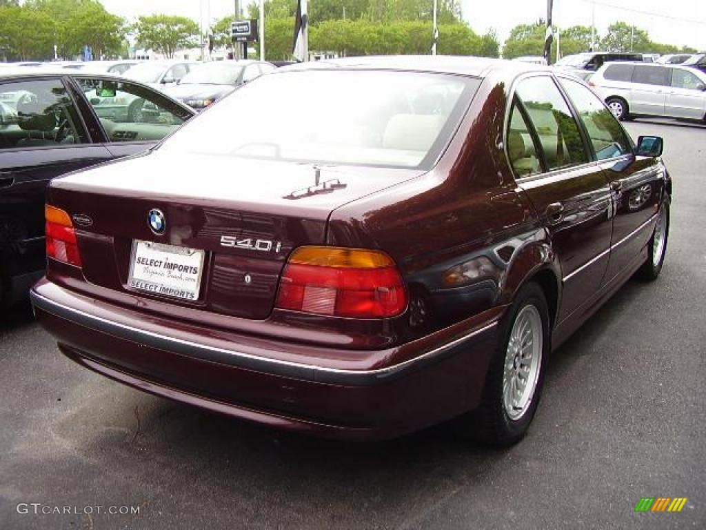 BMW 5 series 540i 1997 photo - 1