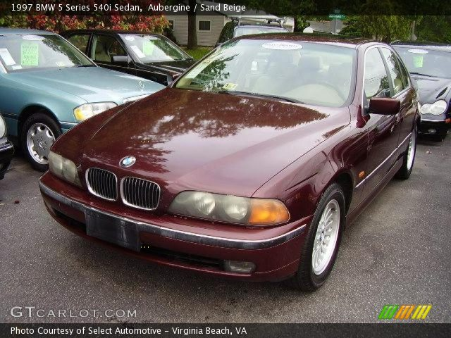 BMW 5 series 540i 1997 photo - 4