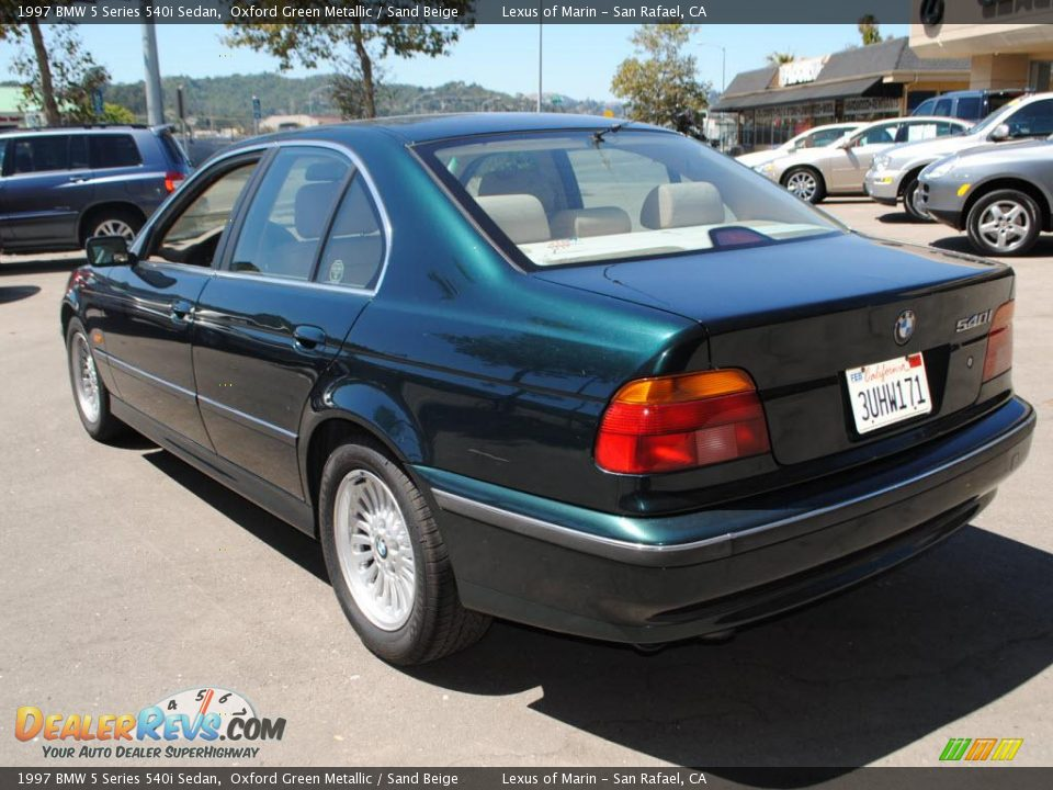 BMW 5 series 540i 1997 photo - 5