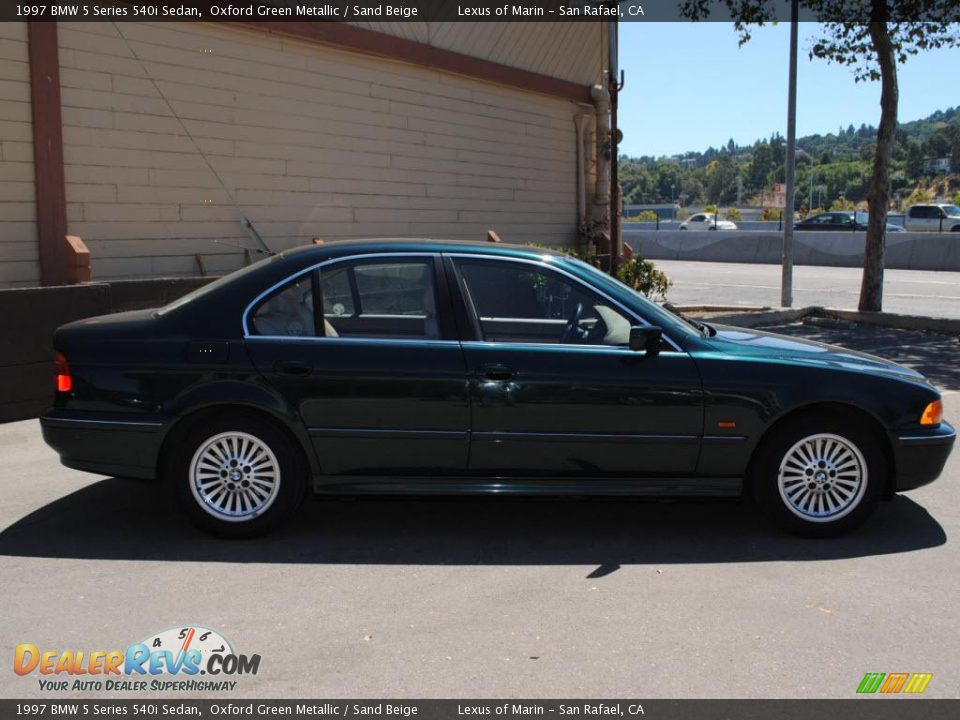 BMW 5 series 540i 1997 photo - 6