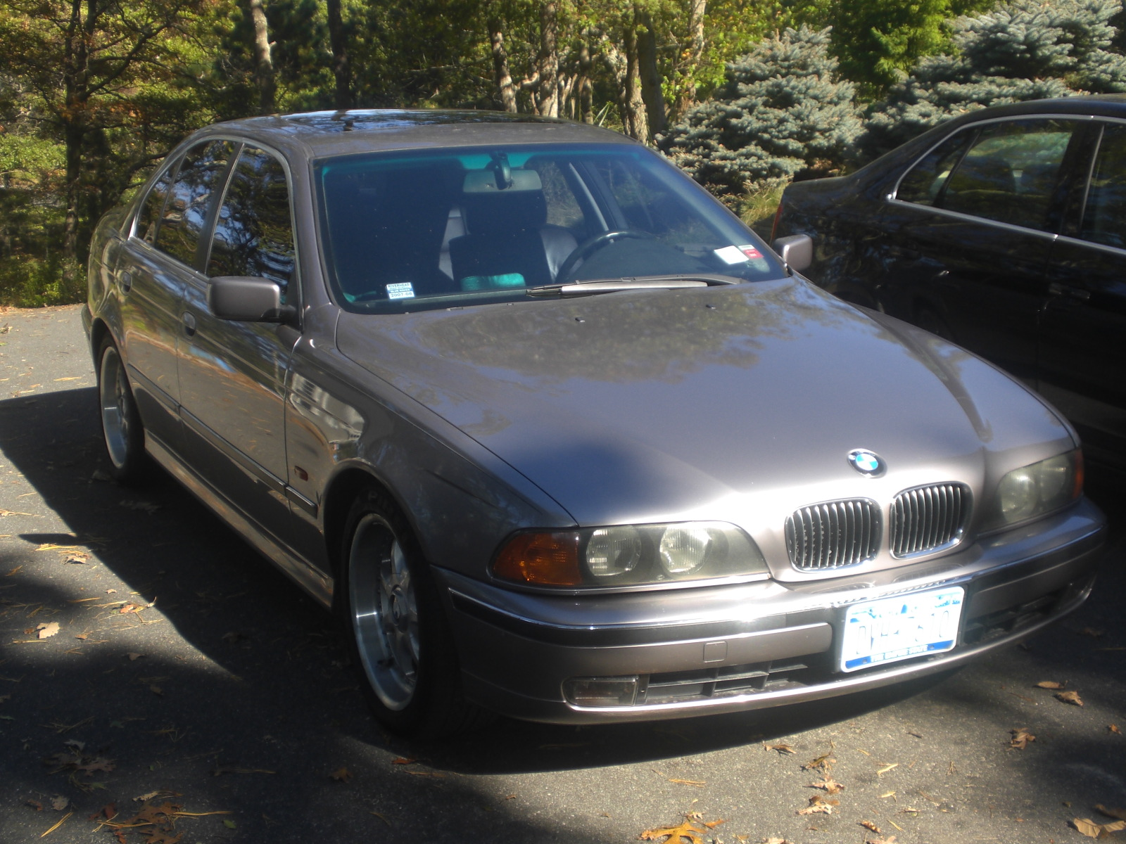 BMW 5 series 540i 1997 photo - 7