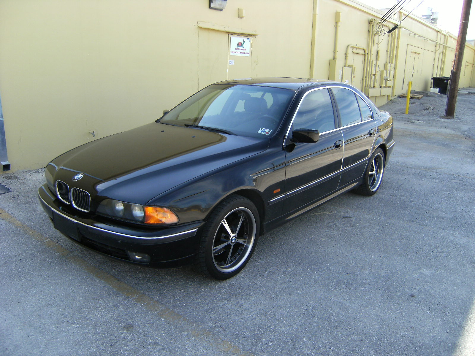 BMW 5 series 540i 1997 photo - 8
