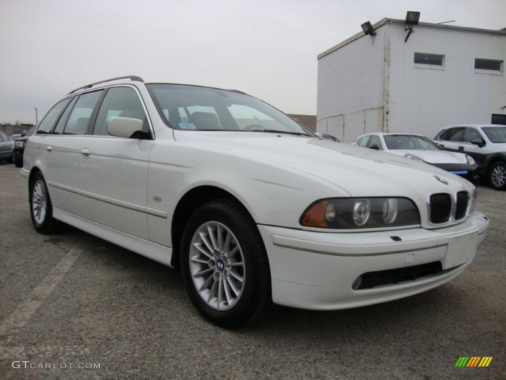 BMW 5 series 540i 2001 photo - 11