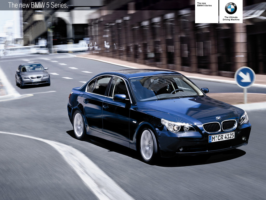 BMW 5 series 540i 2010 photo - 11