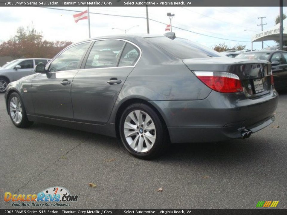 BMW 5 series 545i 2005 photo - 1