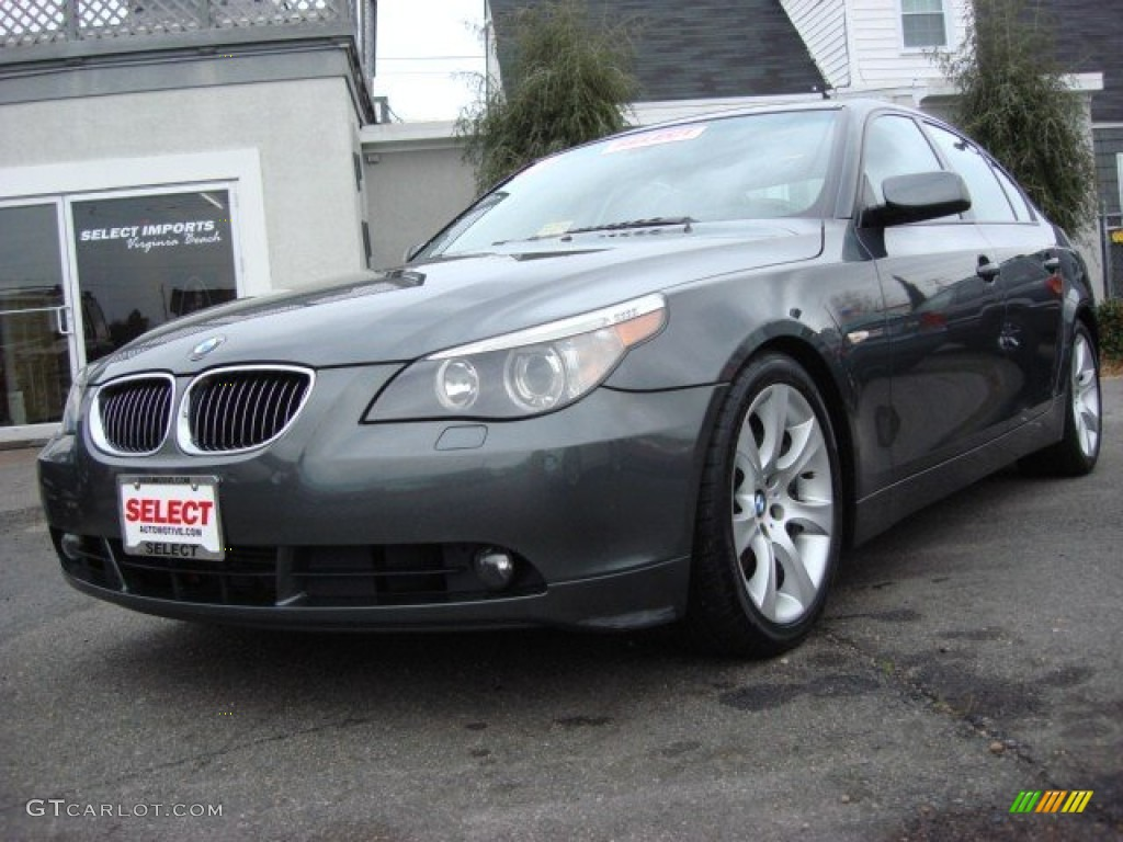 BMW 5 series 545i 2005 photo - 3