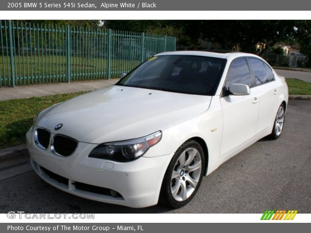 BMW 5 series 545i 2005 photo - 6