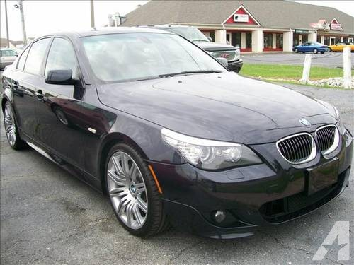 BMW 5 series 545i 2005 photo - 9