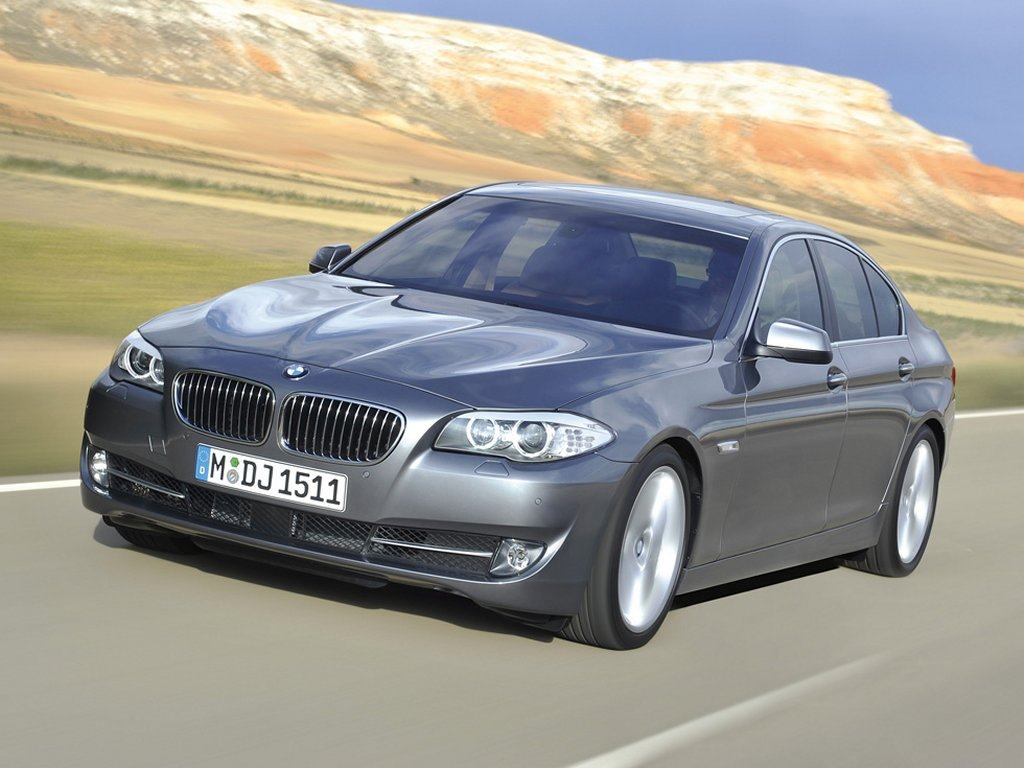 BMW 5 series 550i 2010 photo - 1