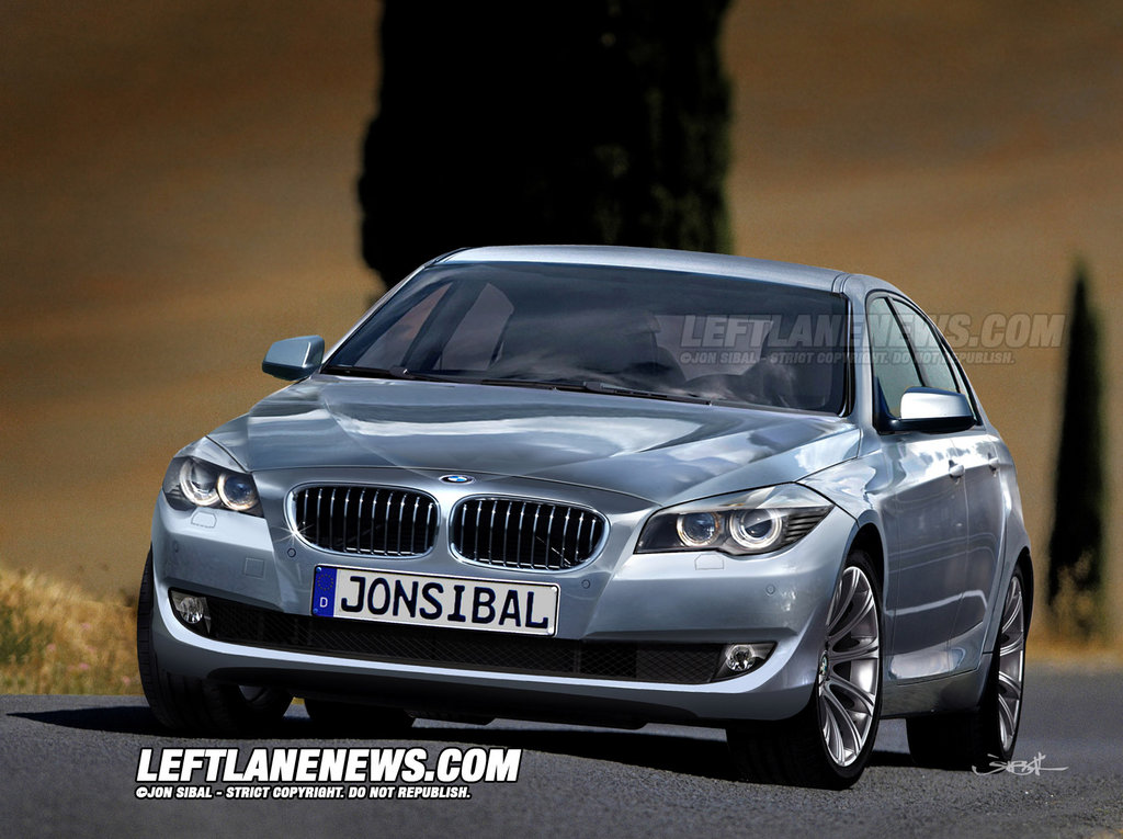 BMW 5 series 550i 2010 photo - 7
