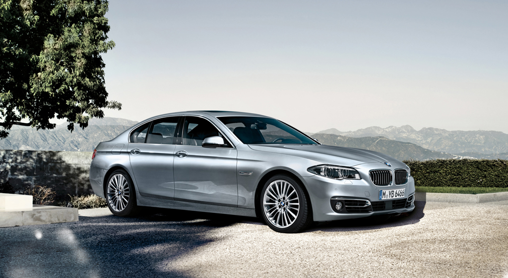 BMW 5 series 550i 2013 photo - 4