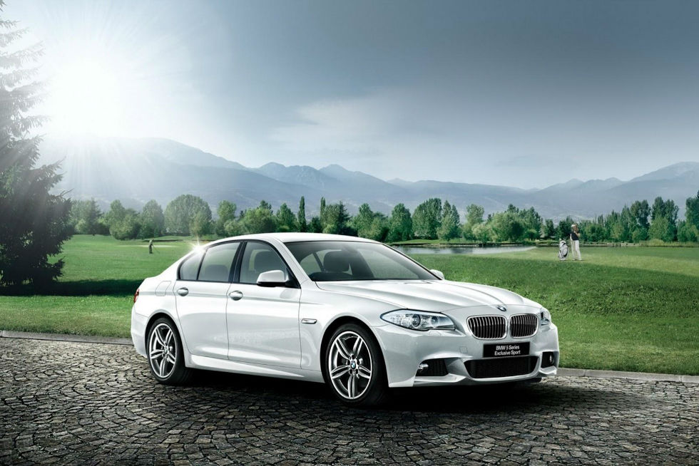 BMW 5 series 550i 2013 photo - 8
