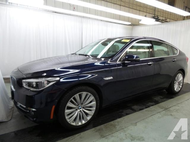 BMW 5 series 550i 2014 photo - 12