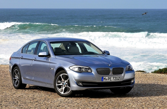 BMW 5 series ActiveHybrid 2013 photo - 10