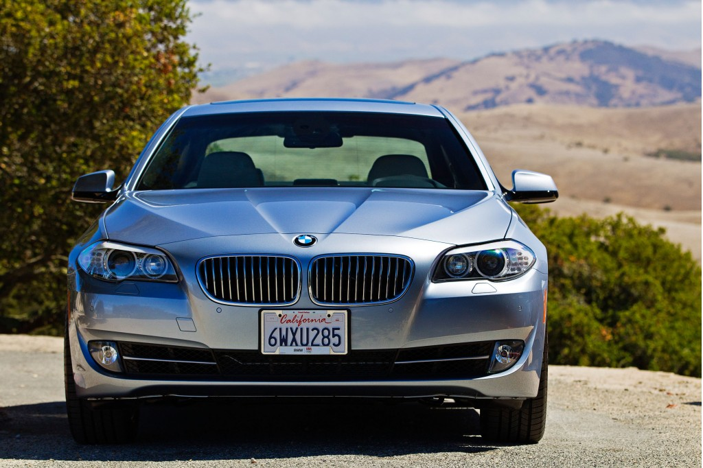BMW 5 series ActiveHybrid 2013 photo - 12