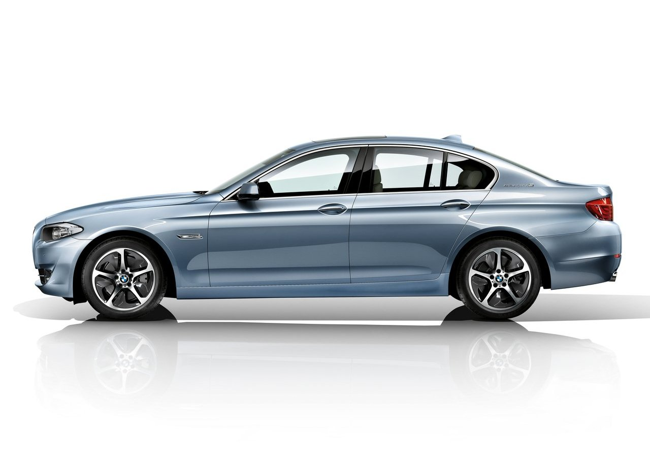 BMW 5 series ActiveHybrid 2013 photo - 2